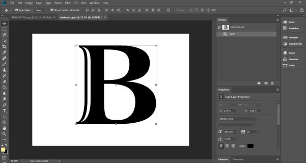 monogram 1