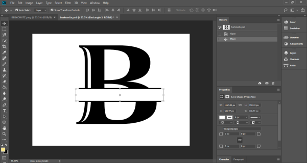 monogram 3
